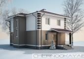 Проект дома №1533-9