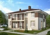 Проект дома ДГ-4.3