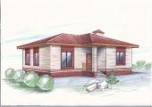 """""""Иж-327"""" Проект уютного одноэтажного дома"""