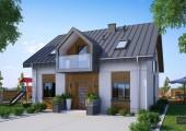Проект дома 4m734