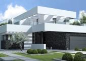 Проект дома 4m714