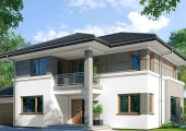 Проект дома 4m770