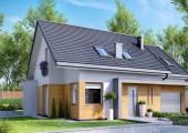 Проект дома 4m717