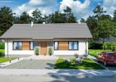 Проект дома 4m742