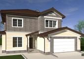 Проект дома 4m549