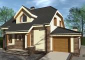 Проект дома 4m553