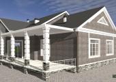 Проект дома 4m555