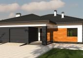 Проект дома 4m563