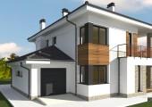 Проект дома 4m565