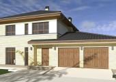 Проект дома 4m575