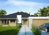 Проект дома 4m897