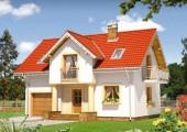 Проект дома 4m3343
