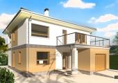 Проект дома 4m591