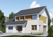 Проект дома 4m745