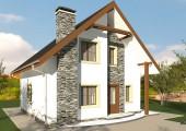 Проект дома 4m1443