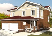 Проект дома 4m1447