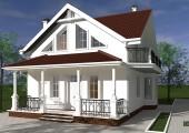 Проект дома 4m1446
