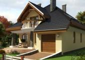 Проект дома 4m833