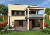 Проект дома 4m1471