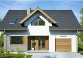 Проект дома 4m795