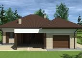 Проект дома 4m1456