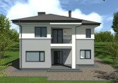 Проект дома 4m1480