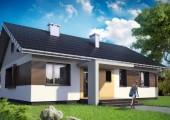 проект дома 4m3613b