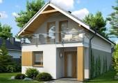 Проект дома 4m740