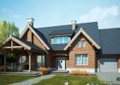 Проект дома 4m523