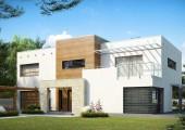 Проект дома 170 кв.м // Артикул Л-55
