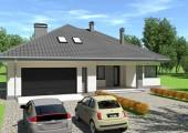 Проект дома 4m1504
