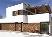 Проект дома 4m545