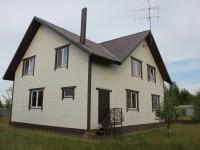 Двухэтажный дом 194 кв.м. на участке 15 соток