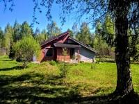Чудесный эко хутор у водоёма под Старым Изборском