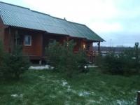На Новый год в доме около озера!!!