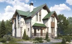 Проект бетонного дома 57-41