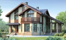 Проект бетонного дома 58-53
