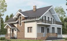 Проект бетонного дома 59-74