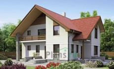Проект кирпичного дома 70-82