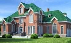 Проект кирпичного дома 71-34