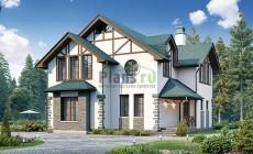 Проект кирпичного дома 73-86
