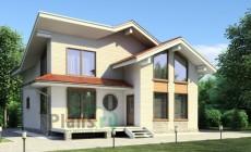 Проект деревянного дома 11-56