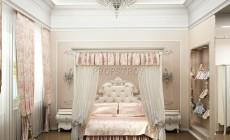 Дизайн спальни и санузла в Петербурге