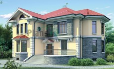 Проект кирпичного дома 35-37