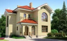 Проект кирпичного дома 35-77