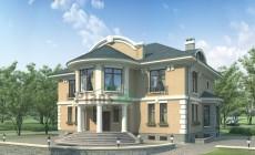 Проект кирпичного дома 36-31