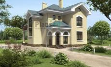 Проект кирпичного дома 36-43