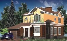 Проект кирпичного дома 30-61