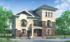 Проект кирпичного дома 36-63