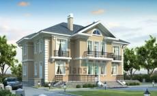 Проект кирпичного дома 36-79